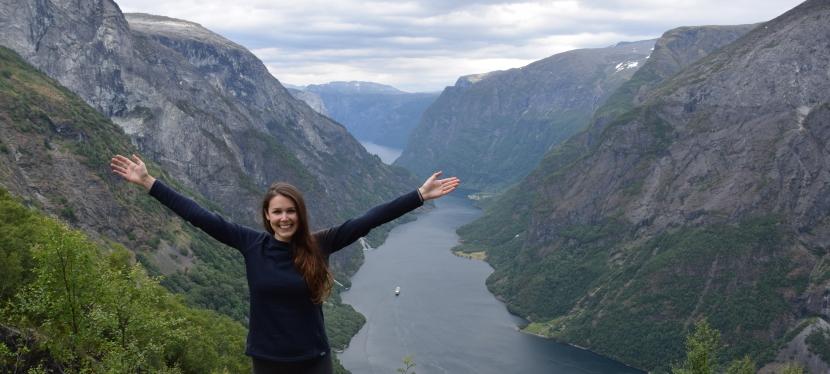 Rimstigen Wanderung –Nærøyfjord