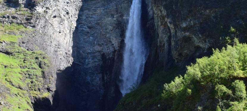 Wanderung zum Vettisfossen –Utladalen