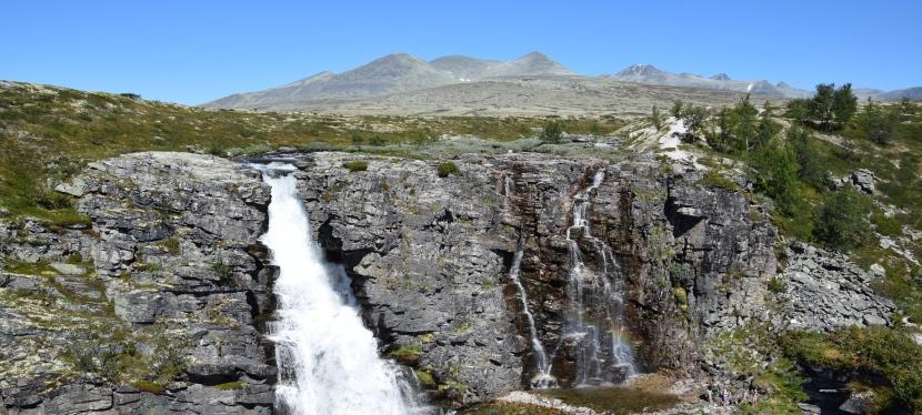 Storulfossen – Rondane