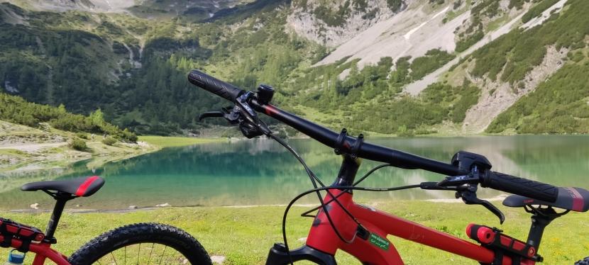 Radtour Gaistal: Mit dem Fahrrad durch das AlmenparadiesGaistal