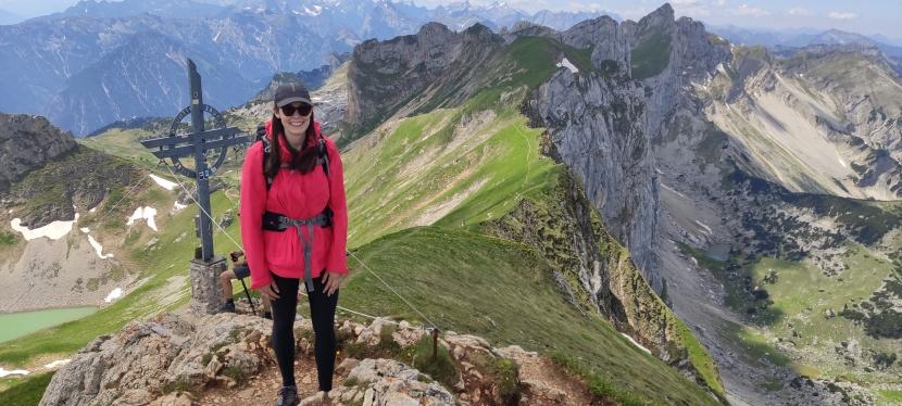 Wanderung zur Rofanspitze