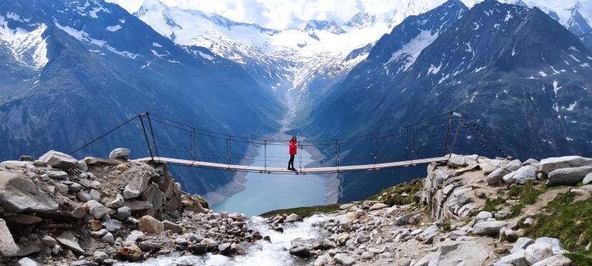Wanderung zur KebemaPanoramabrücke