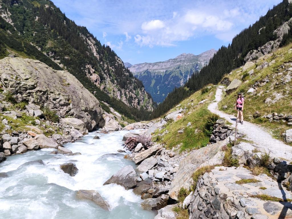 """Der Fluss """"Triftwasser"""""""