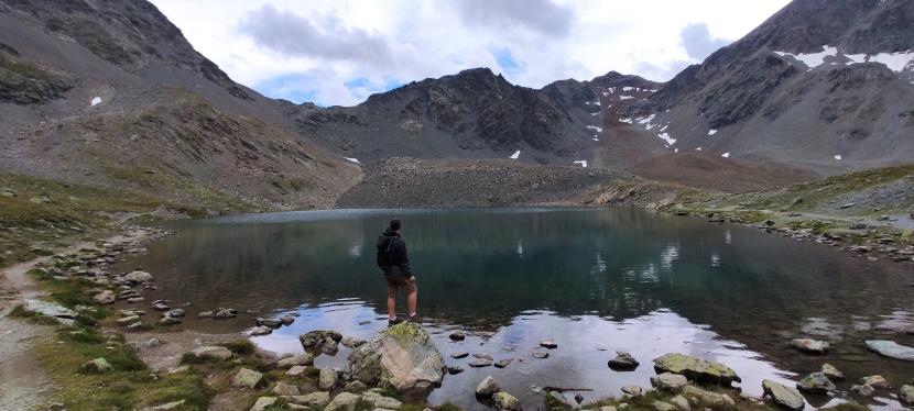 Wanderung zum LejMuragl