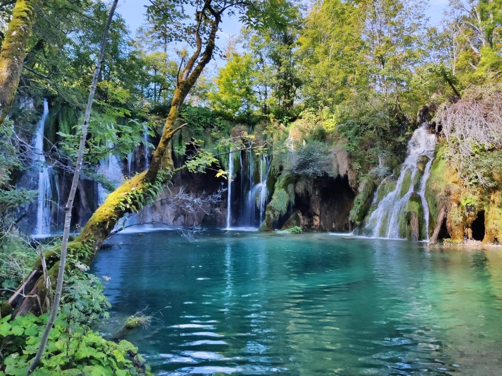 Wasserfälle Nationalpark Plitvicer Seen