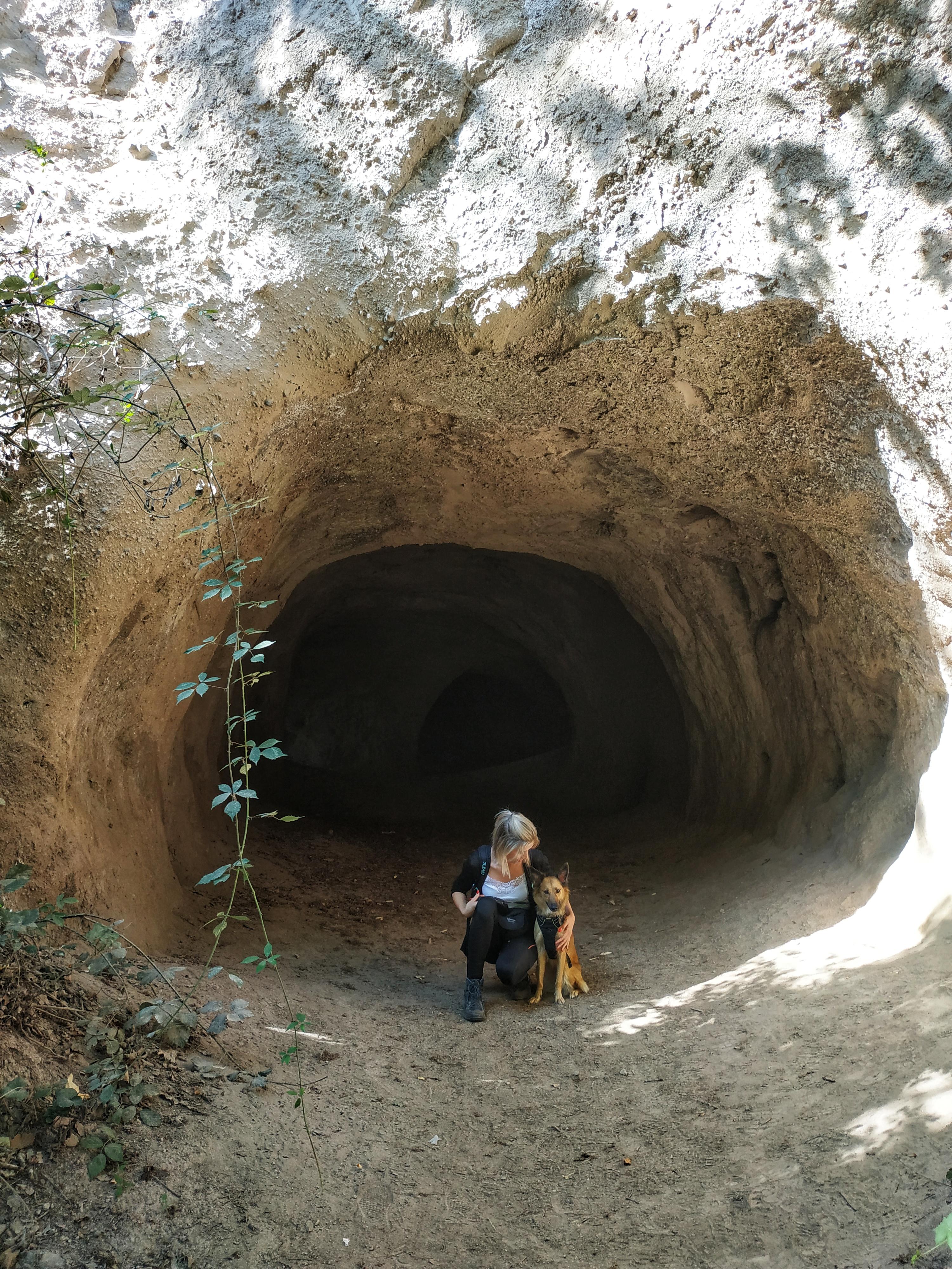 Trasshöhlen - Höhlen- und Schluchtensteig in der Eifel
