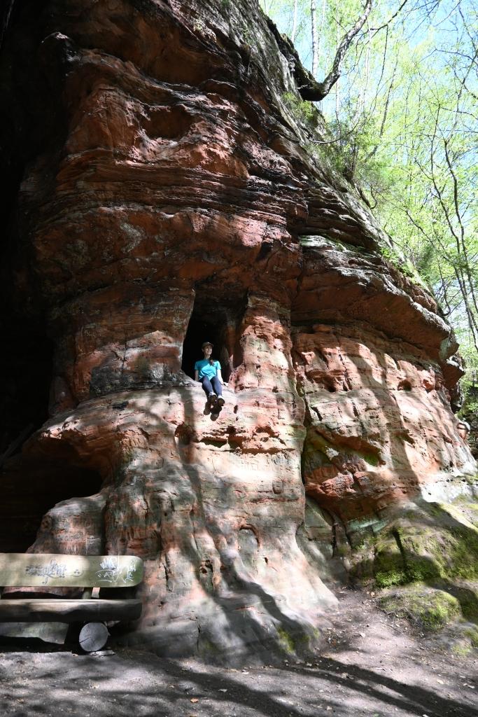 Klausenhöhle - Römerpfad