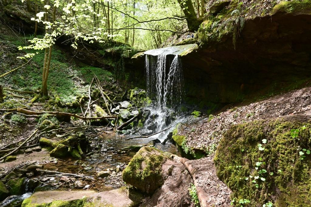 Butzweiler Wasserfälle