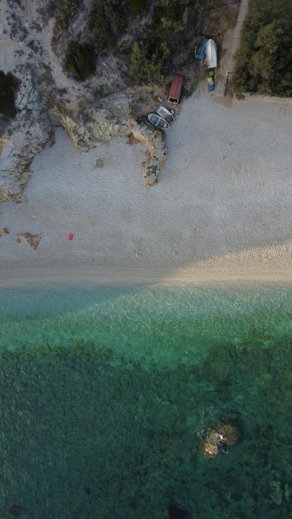 Spiaggia della Sorgente, Elba