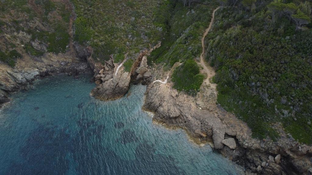 Cala Chiara (Bucht), Elba