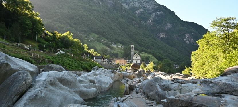 Wandern im Verzascatal – Von Lavertezzo bisSonogno