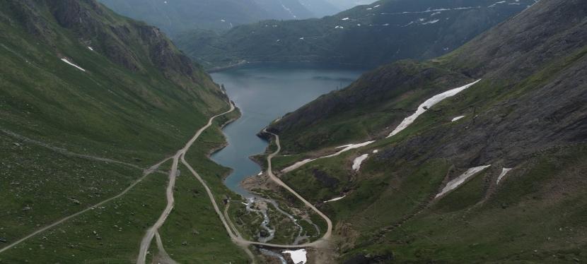 Wandern am Lago diMorasco