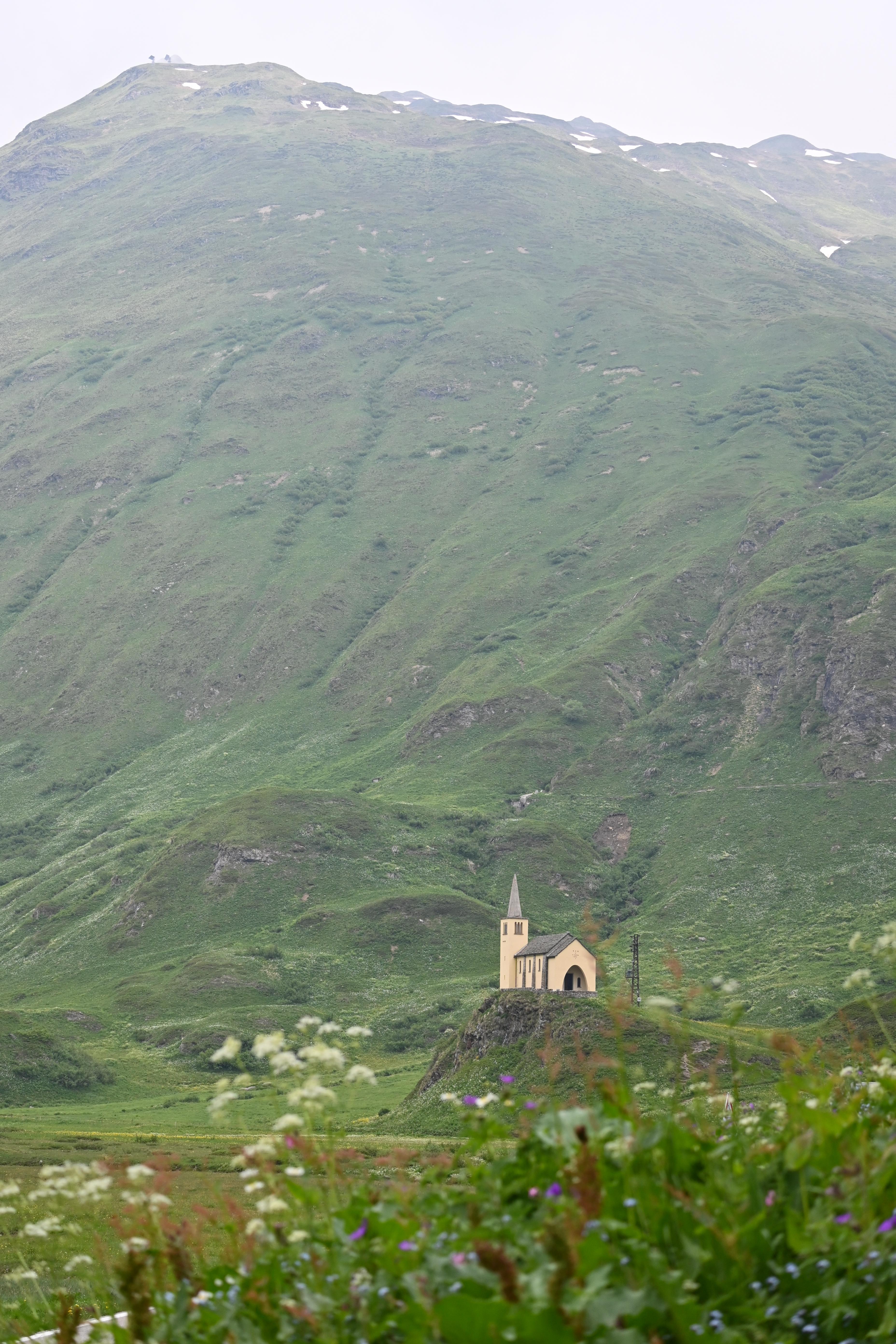 Oratorio di Sant'Anna, Kirche in Riale
